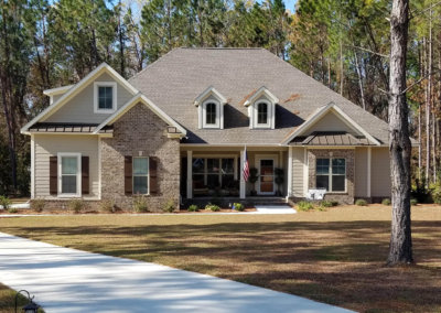 New Home | JAB Statesboro | Family | Brick