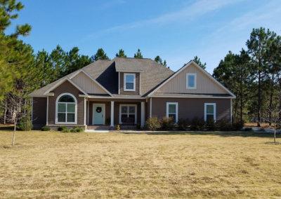 New Construction | JAB | Statesboro | Family Homes