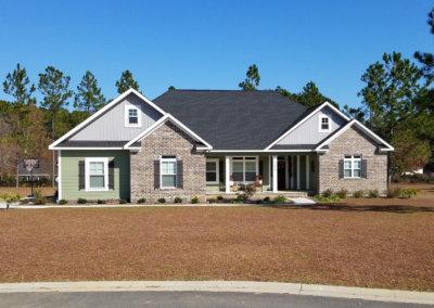 JAB Construction | New home statesboro | Brick | Family