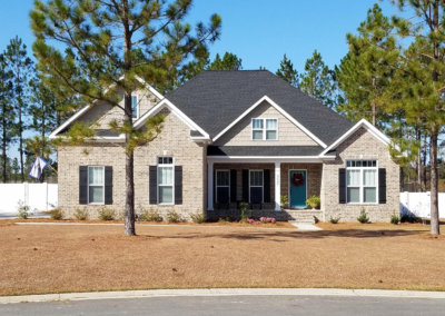 JAB Construction | Privacy Pros | New home | Statesboro
