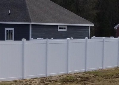 Privacy Fence | Vinyl | Privacy Pros | Fencing Statesboro
