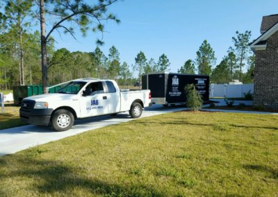 JAB | Privacy Pros | Construction | Fencing | Statesboro