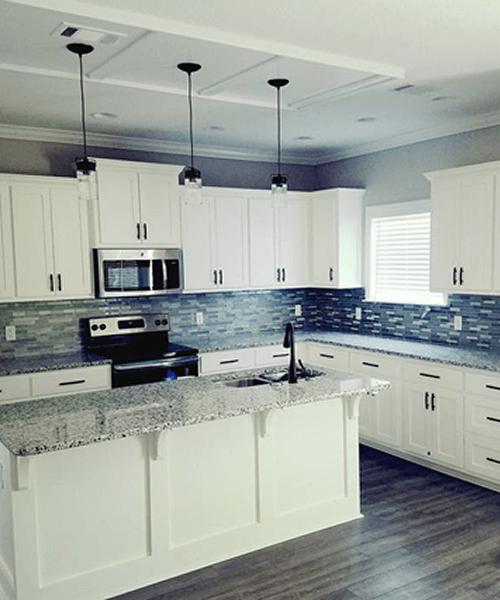 Builder Statesboro, GA, Remodeling, Kitchen , JAB Construction